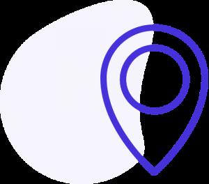 Localização icone